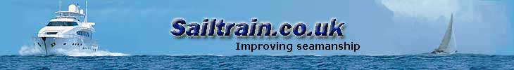 Sailtrain.co.uk nautical bookshop.